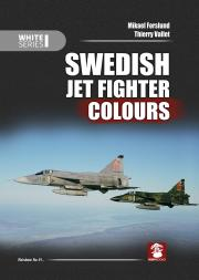 Forthcoming Swedish Jet Fighter Colours NEW ART