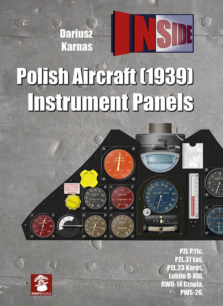 Polish Aircraft (1939) Instrument Panels