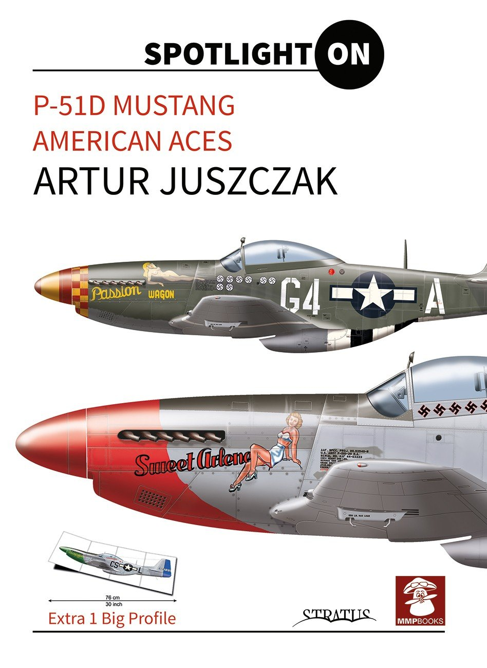P-51D Mustang American Aces