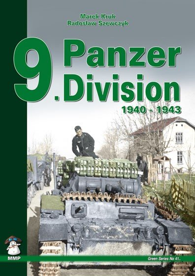 9 Panzer Division 1940-1943