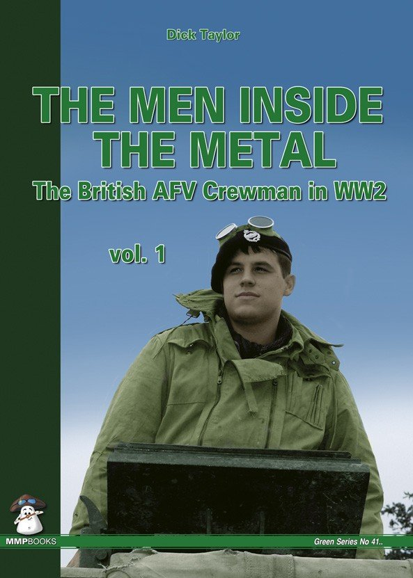 THE MEN INSIDE THE METAL vol. I