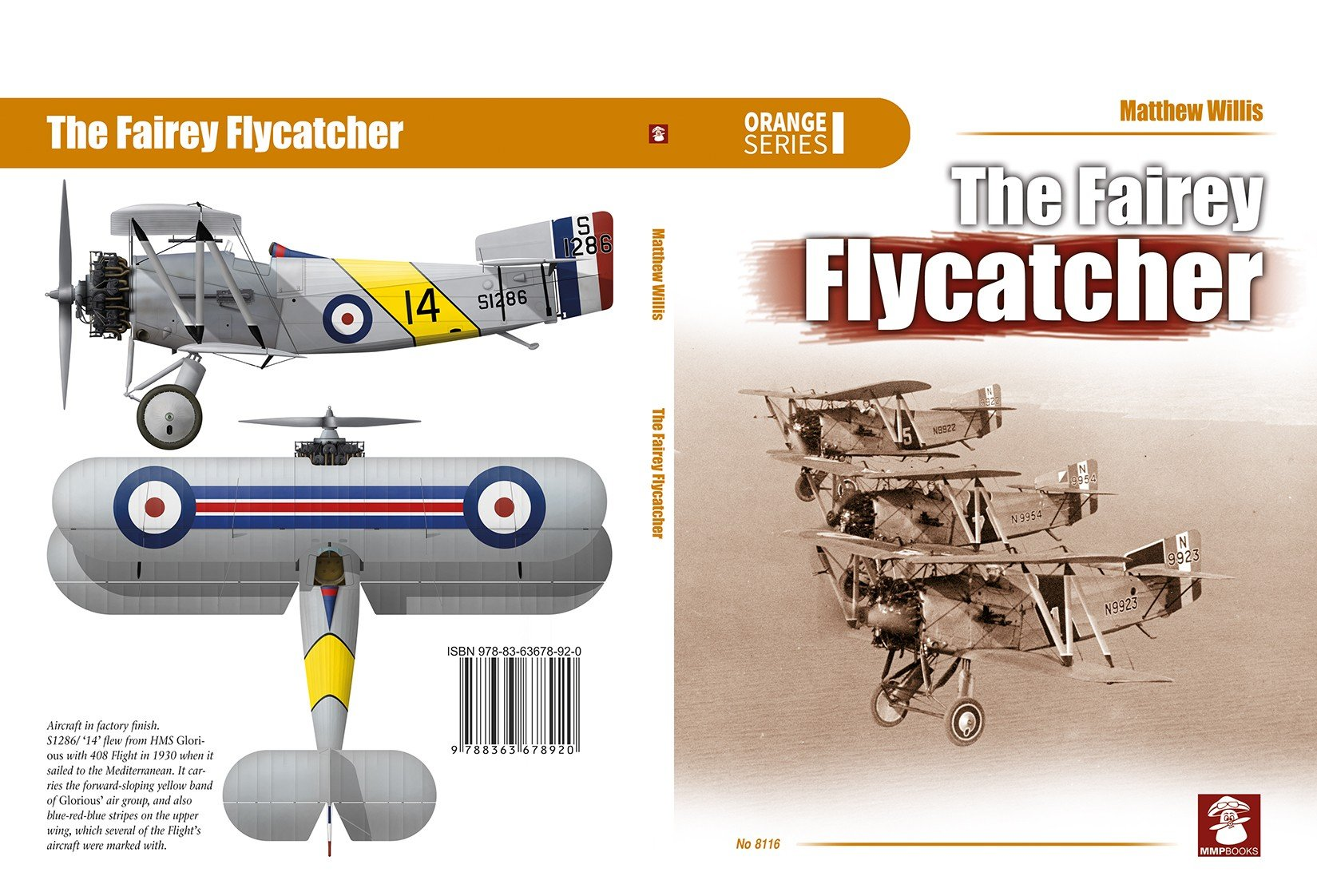 The Fairey Flycatcher