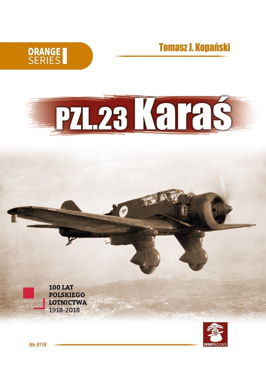 PZL.23 Karaś Orange Series