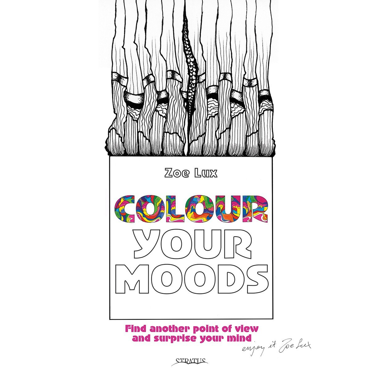 Colour Your Moods