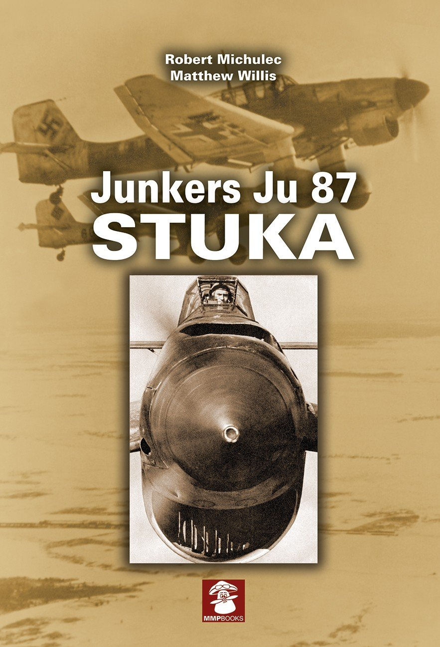 Junkers Ju 87 Stuka (Big Yellow)