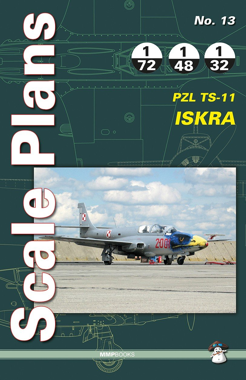 Scale Plans No. 13 PZL TS-11 ISKRA