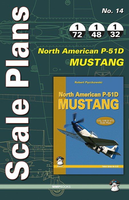 Scale Plans No. 14 P-51D Mustang
