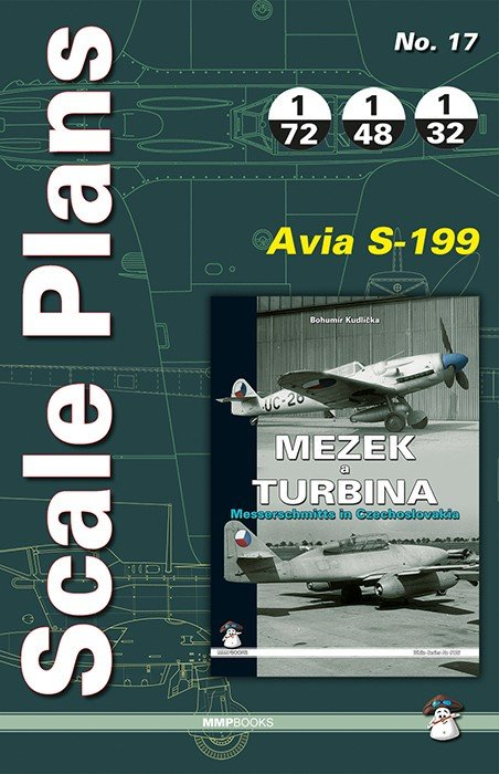 Scale Plans No. 17 Avia S-199