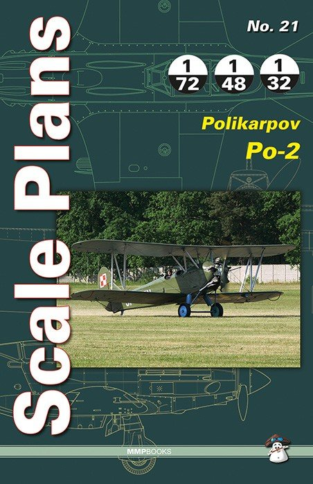 Scale Plans No. 21 Polikarpov Po-2 (U-2)