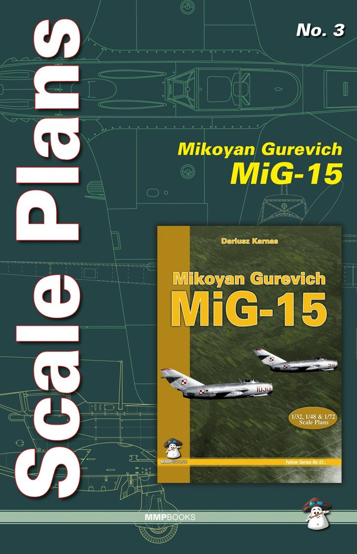 Scale Plans No. 3 MiG-15