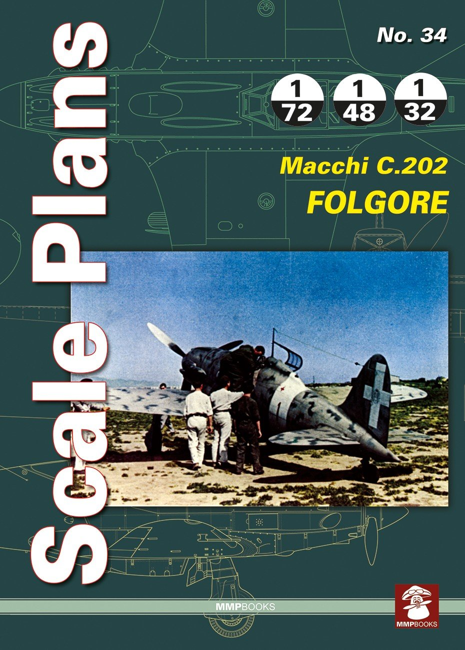Scale Plans No. 34 Macchi C.202 Folgore