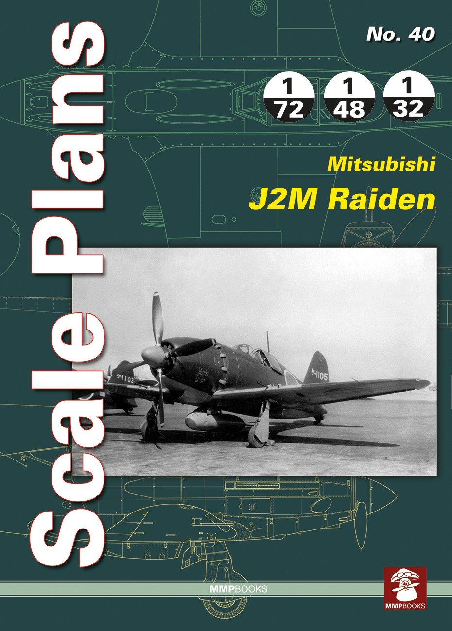 Scale Plans No. 40: Mitsubishi J2M Raiden