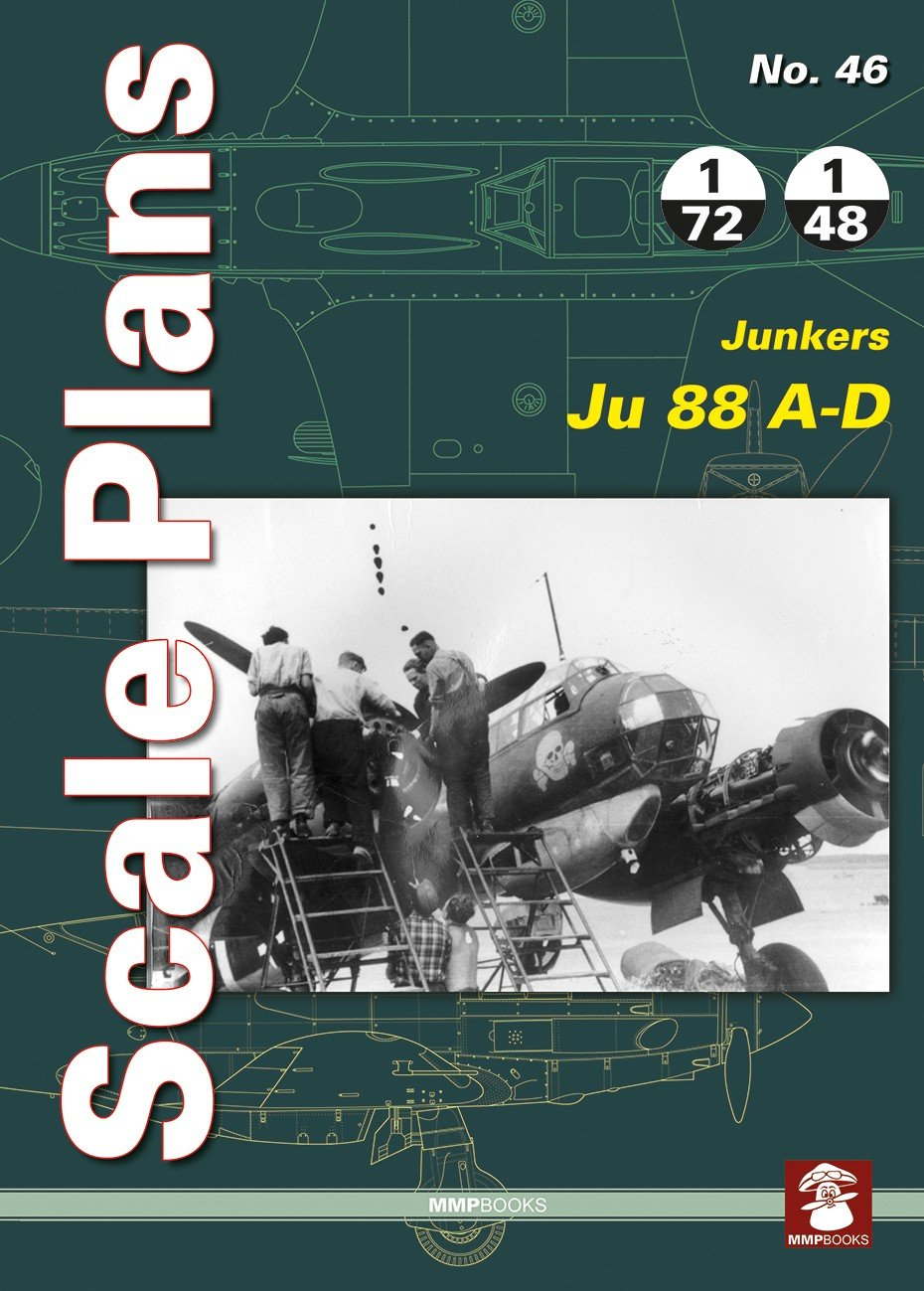 Scale Plans No. 46: Junkers Ju 88 A-D