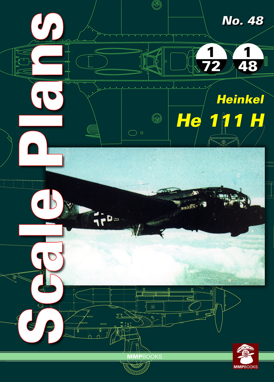 Scale Plans No. 48 Heinkel He 111 H