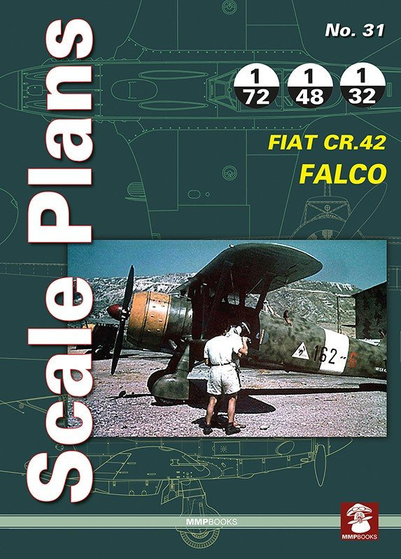 Scale Plans No. 31 FIAT Cr.42 Falco