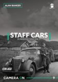 Staff Cars In Germany WW2 vol. 1