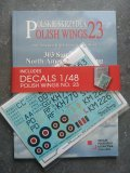 Polish Wings No. 23 & 1/48 Decals