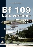BF 109 LATE VERSIONS. Camouflage & Markings