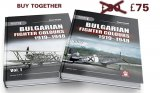 Bulgarian Fighter Colours Two Volumes