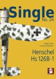 Single No. 24 Henschel Hs 126 B-1