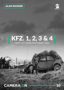 Kfz. 1, 2, 3 & 4: Light Off-Road Passenger Cars
