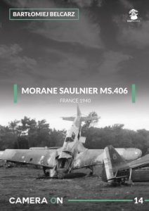 Camera ON No. 14 Morane Saulnier MS.406, France 1940