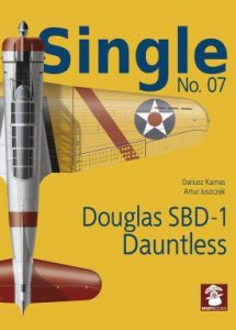 Single No. 07. Douglas SBD-1 Dauntless
