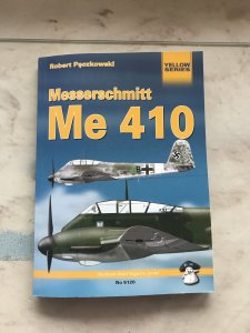 Messerchmitt Me 410 - Digital Reprint
